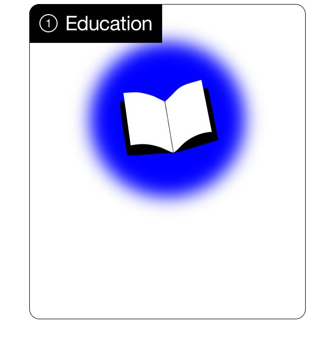 Desta's Pillar 1 : Education