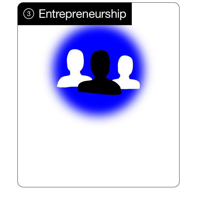 Desta's Pillar 3 : Entrepeneurship