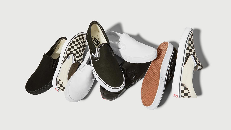 4de53fe2d9e Life in Black and White ft. Vans