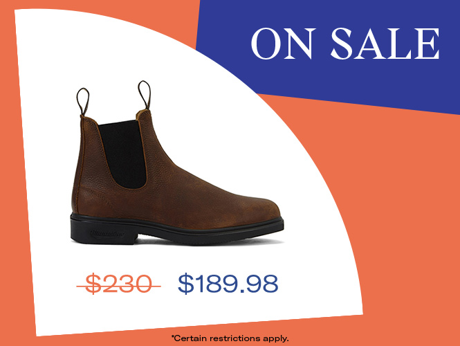 HP - W19 - Blundstone on sale