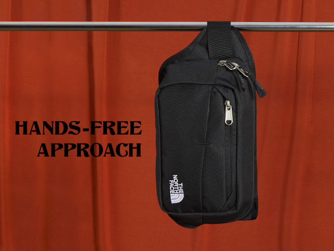 THE NORTH FACE HIP BAG