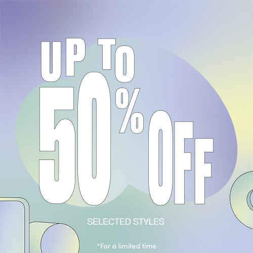 Women's Up to 50% Off Sale
