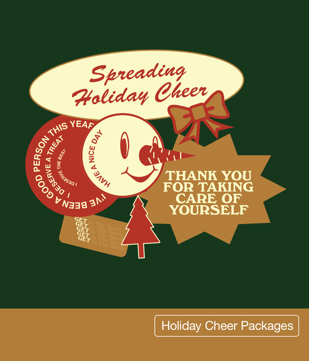 Discover our holiday care packages