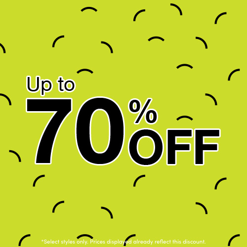 Women's Up to 70% Off