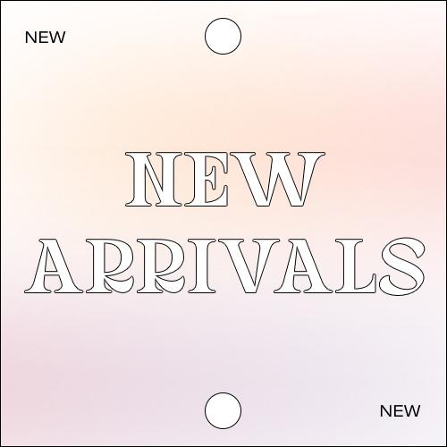 Men's New Arrivals