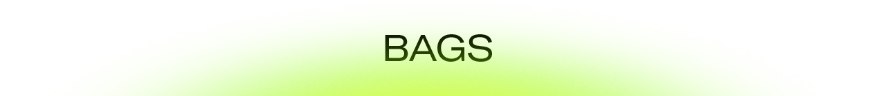 Bag Banner SS21 Campaign