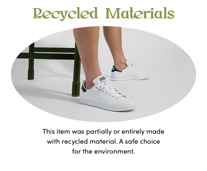 Conscious Recycled Materials EN