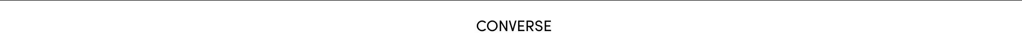 Converse Banner