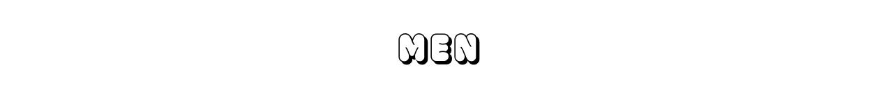 Men's Landing Page Banner