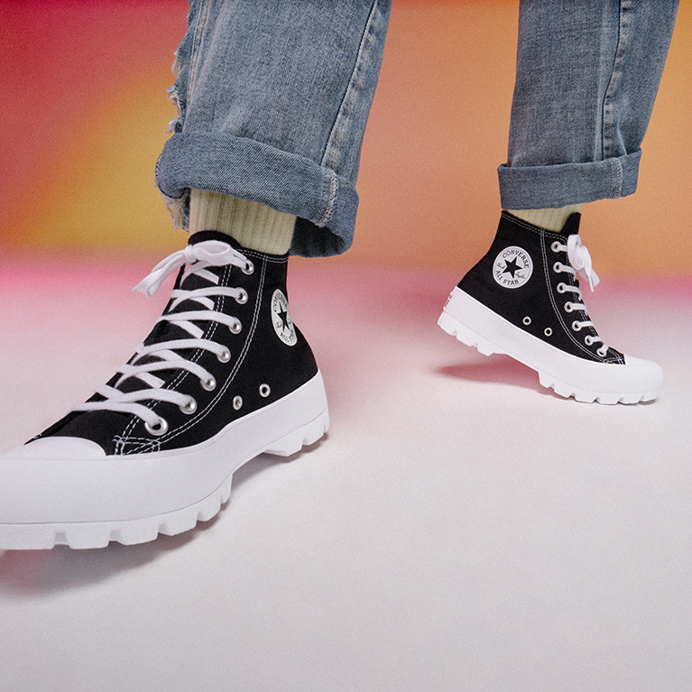 Converse lugged boots