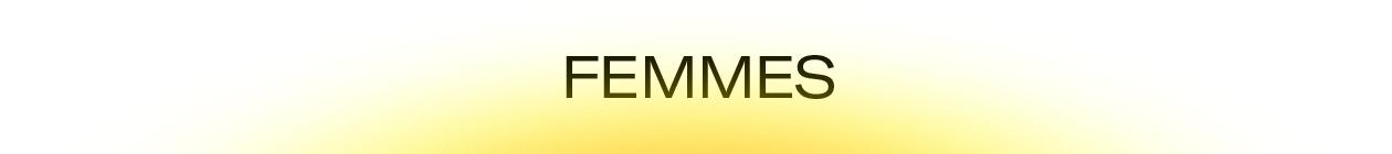 Bannière pour femmes