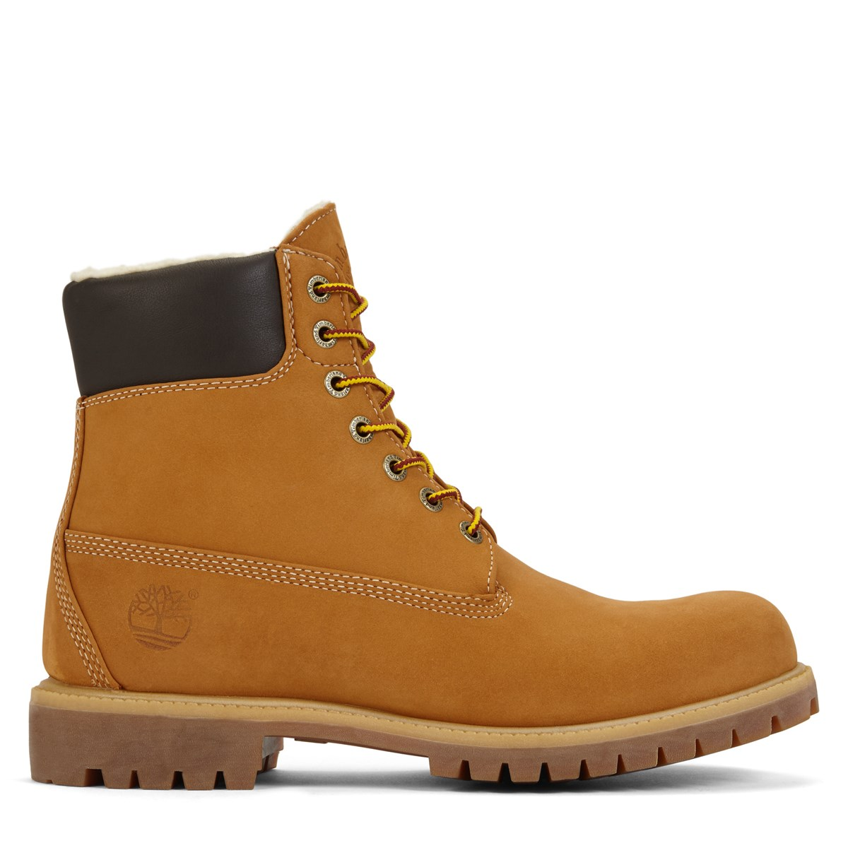 Men's Heritage 6 Warm Lined Boots in Wheat