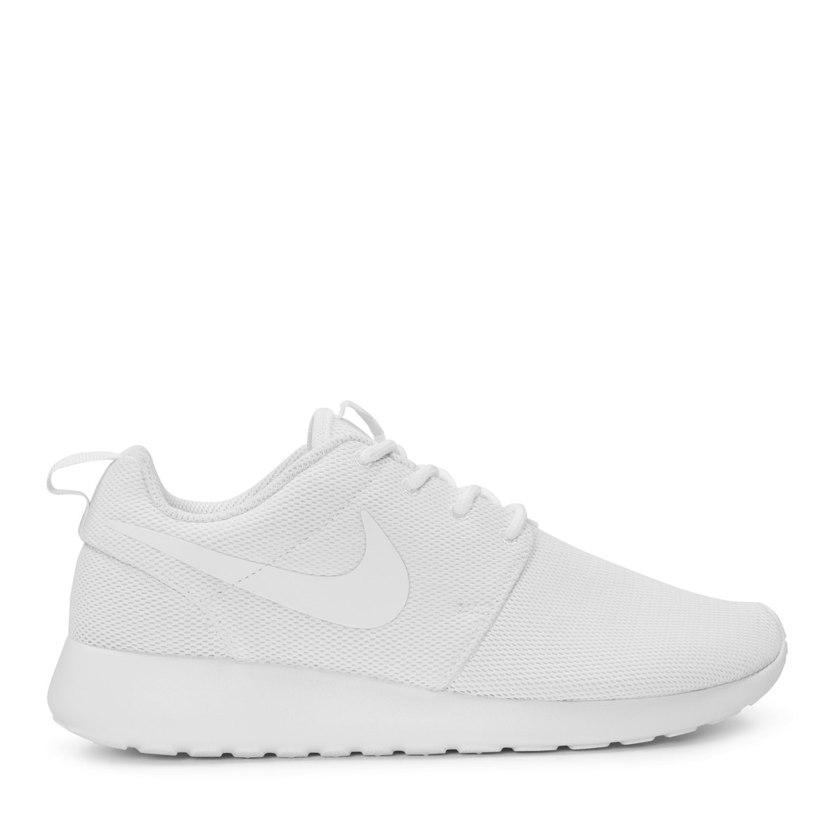 Women's Roshe One Run Sneakers in White