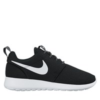 Women's Roshe One Run Sneakers in Black