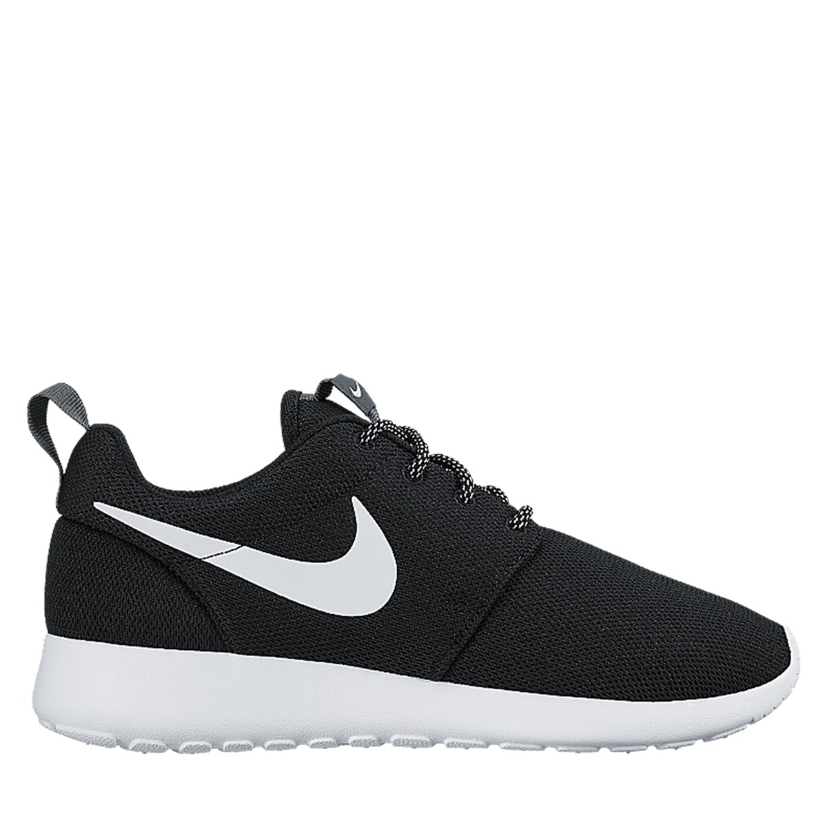 Women's Roshe One Run Black Sneaker