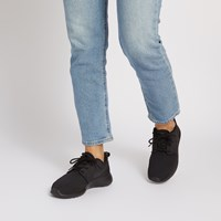 Women's Roshe One Sneakers in Black