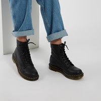 Women's 1460 Core Pascal Boots in Black