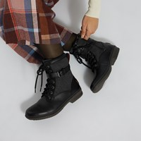 Women's Kesey Boots in Black