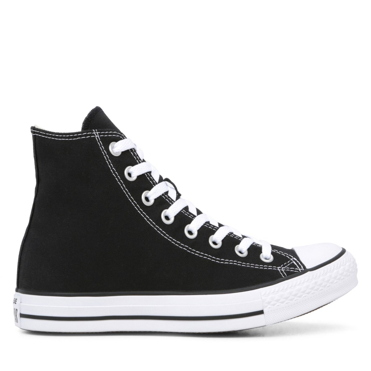 Men's Chuck Taylor All Star Classic Hi Top in Black