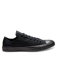 Men's Chuck Taylor Classic Low Sneakers in Black
