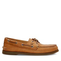Men's Authentic Original 2-Eye Boat Shoes in Cognac