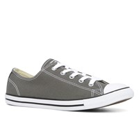 Women's Chuck Taylor All Star Dainty Sneakers in Grey