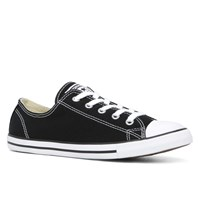 Women's Chuck Taylor All Star Dainty Sneakers in Black