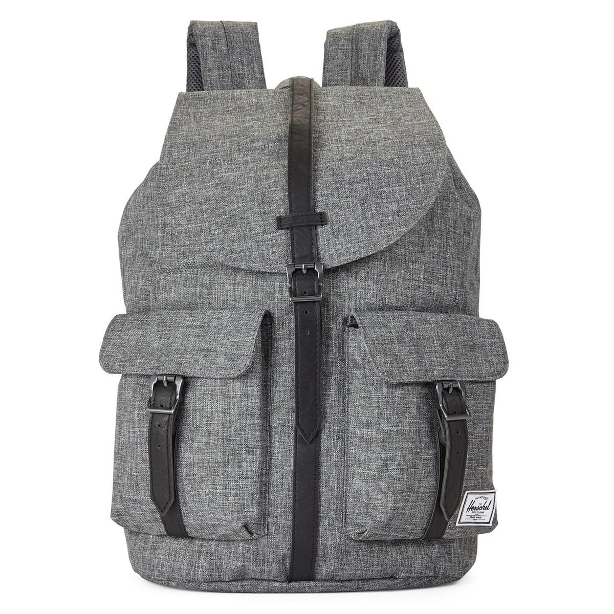 Dawson Classic Dark Grey Backpack