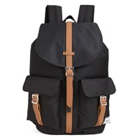 Dawson Classic Black Backpack