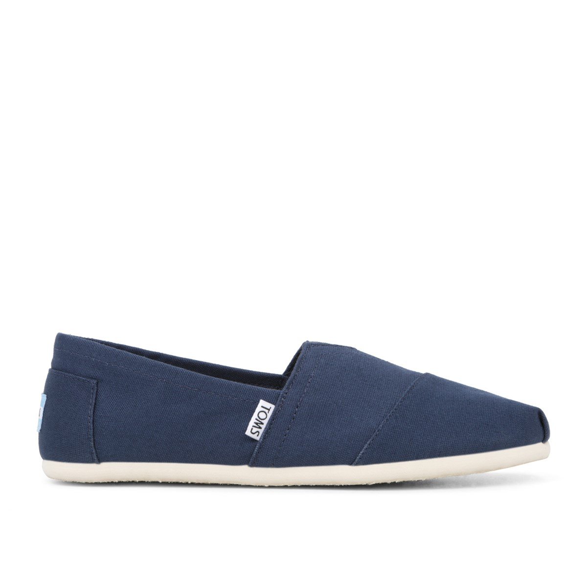 Men's Classic Canvas Navy Slip-On