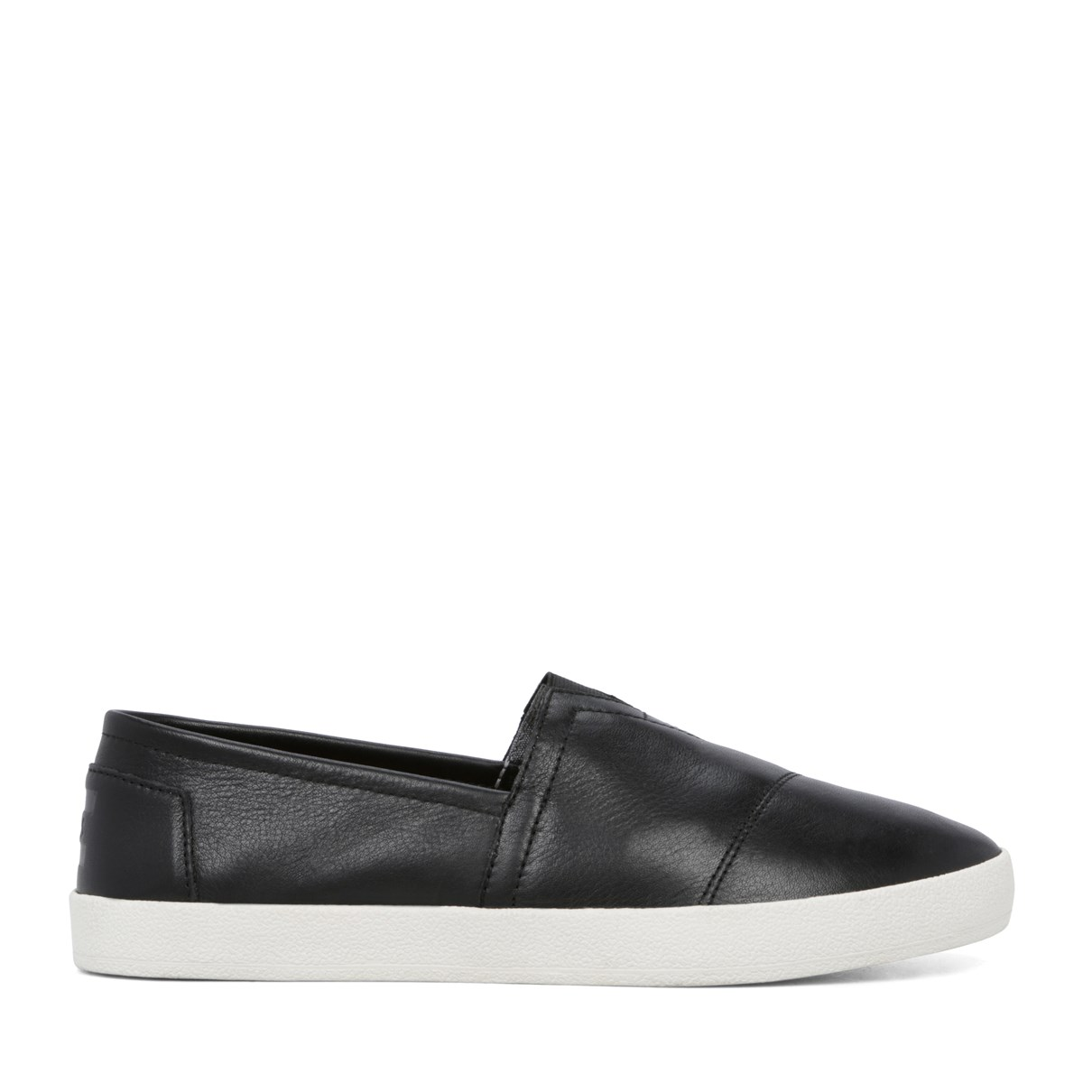 Women's Avalon Slip-on Black Leather
