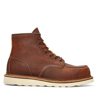 Men's Moc Toe 1907 Classic Leather Boots