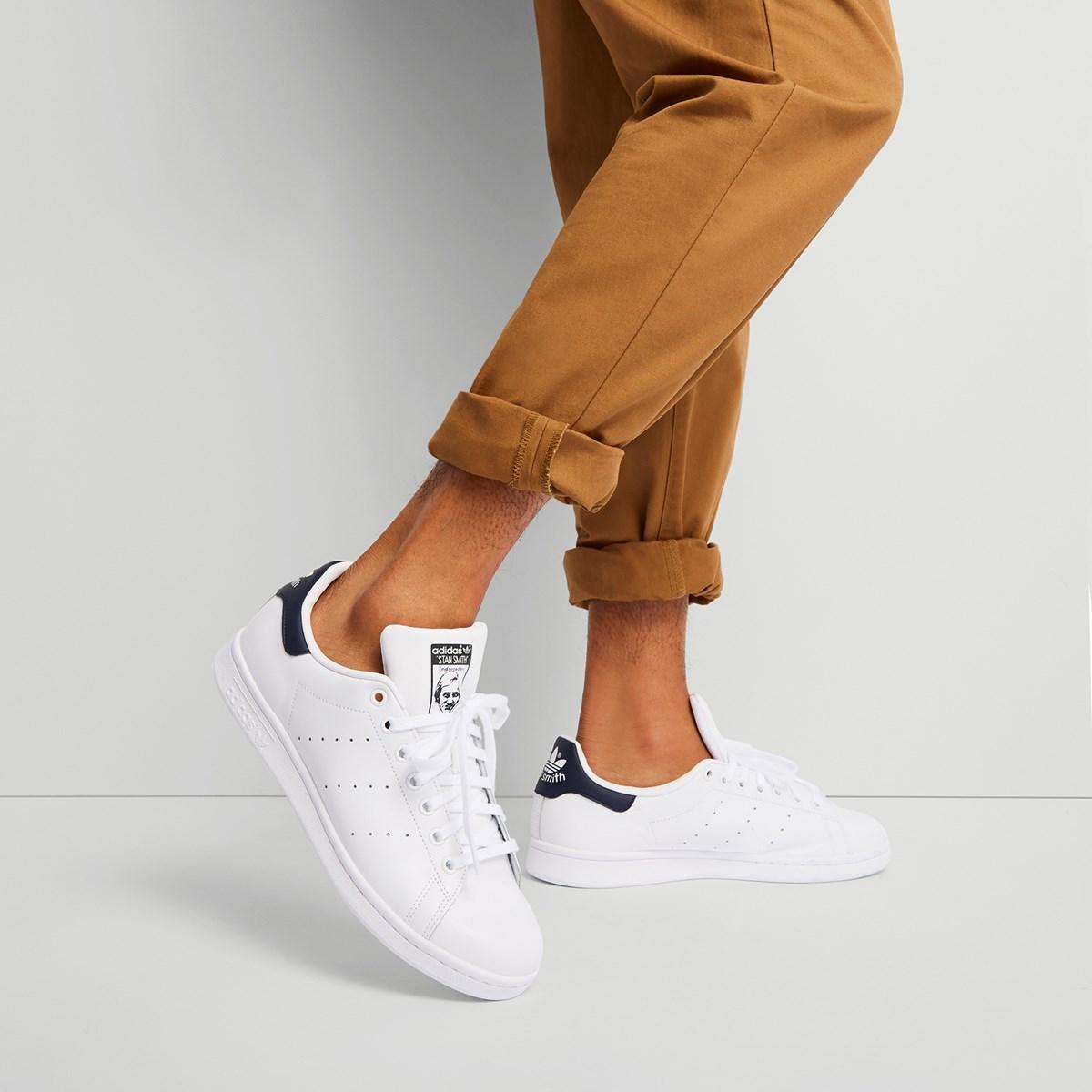 Men's Stan Smith Sneakers in White