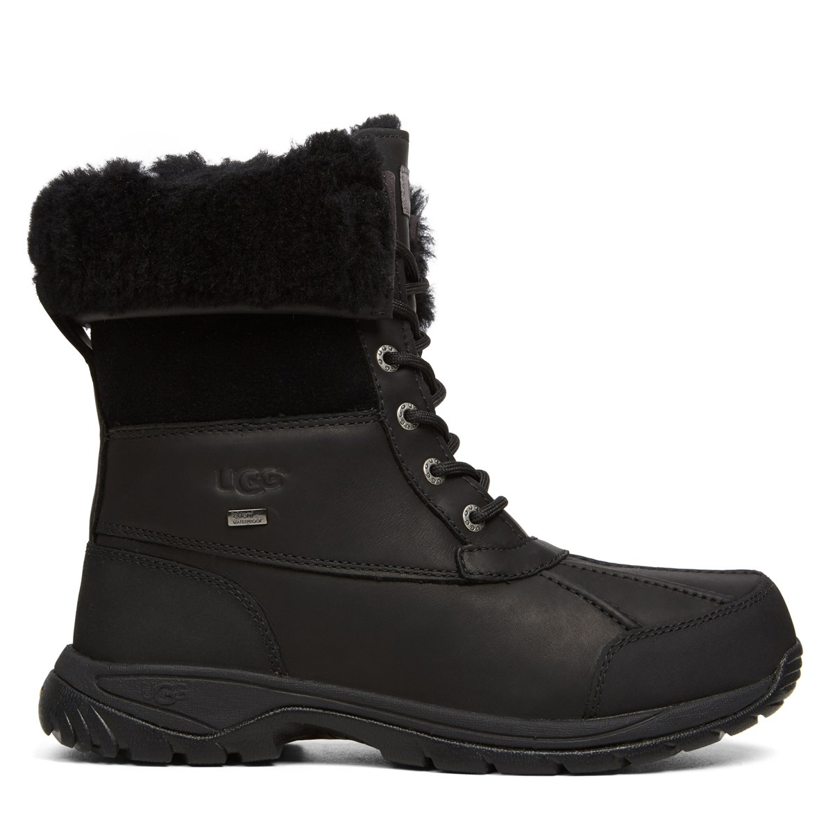 Men's 5521 Butte Boots in Black