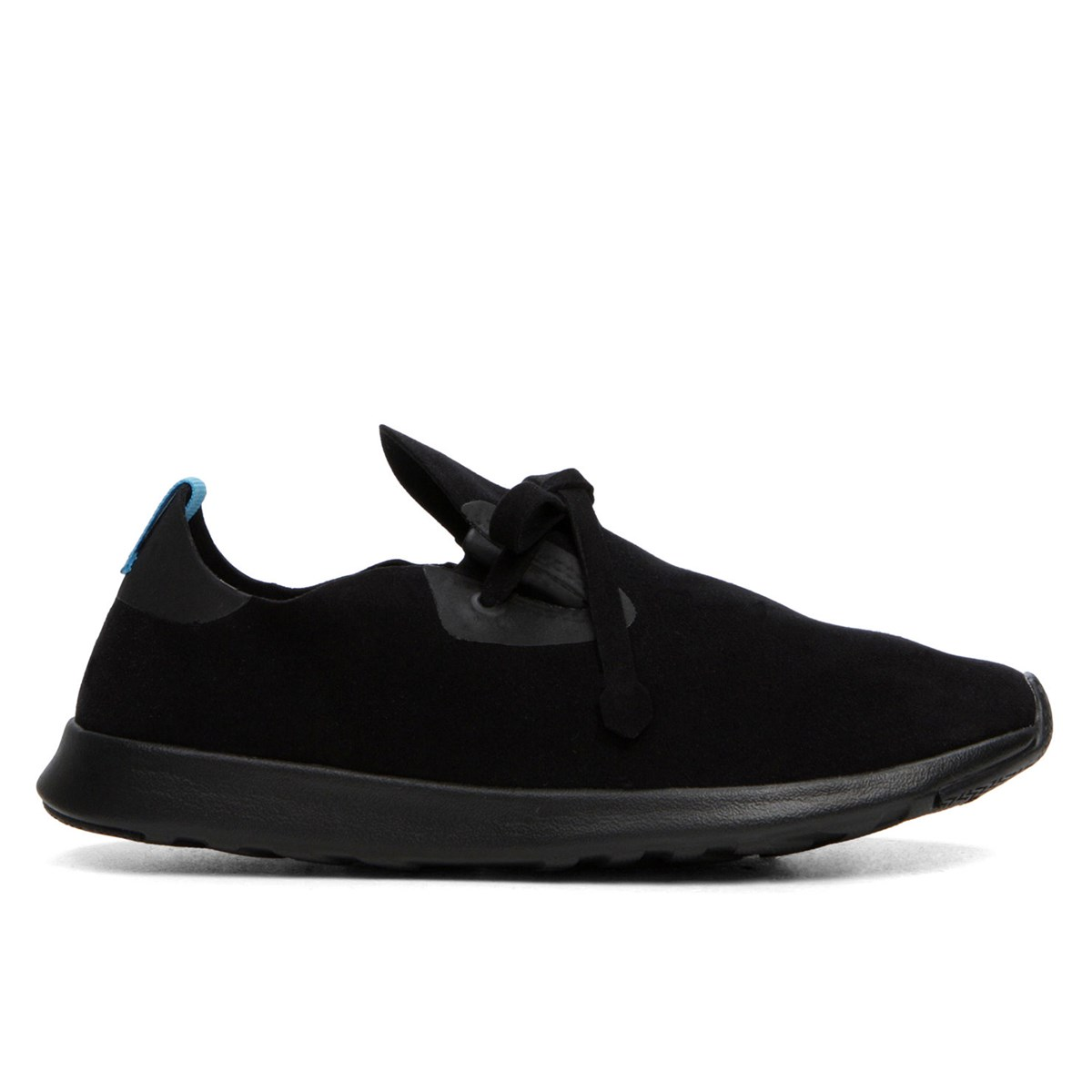 Women's Apollo Moc Black Sneaker
