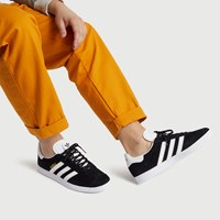 Men's Gazelle Black Sneaker