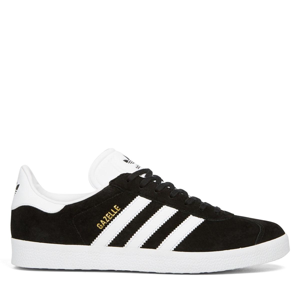 Men's Gazelle Black Sneaker