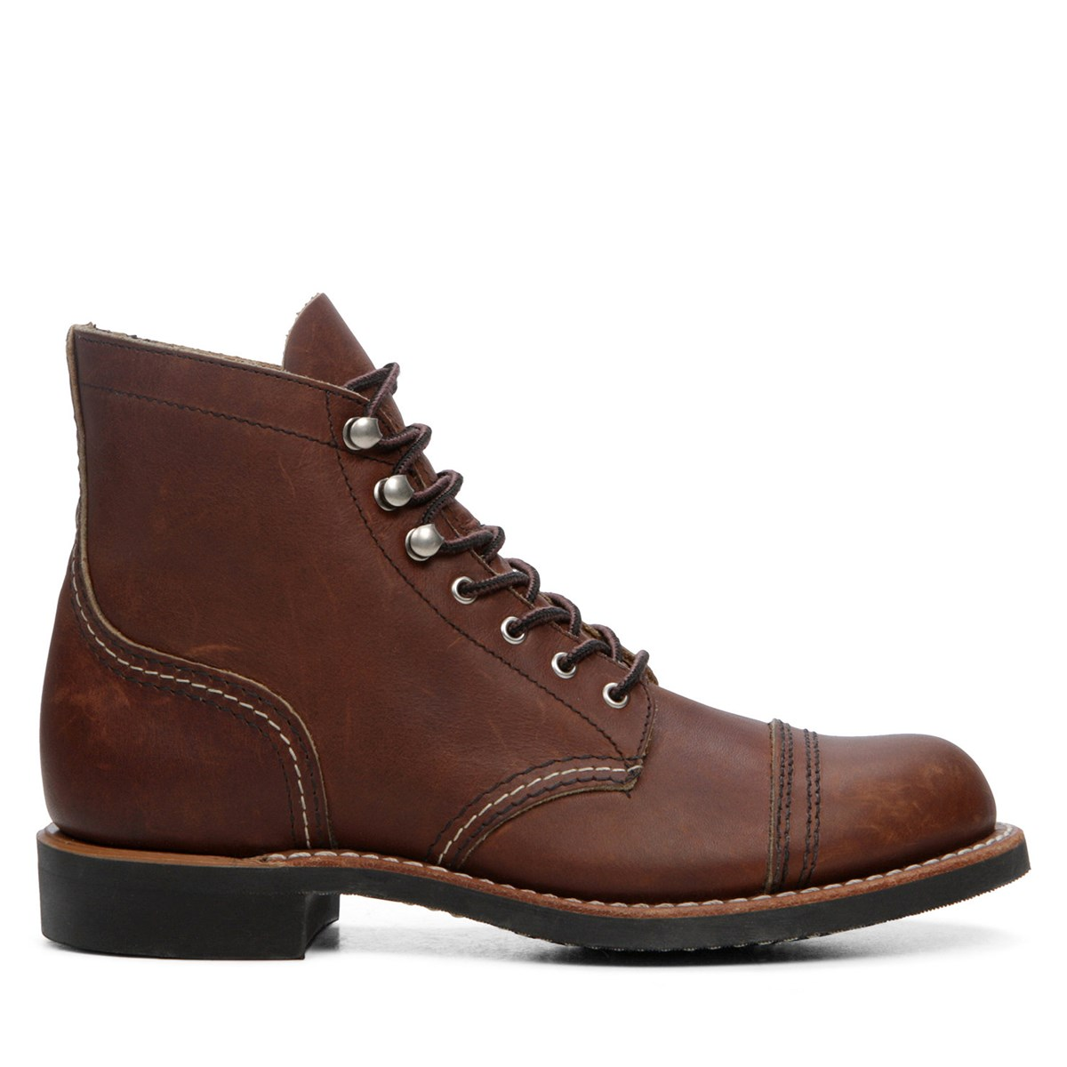 Women's Iron Ranger Cognac Boot