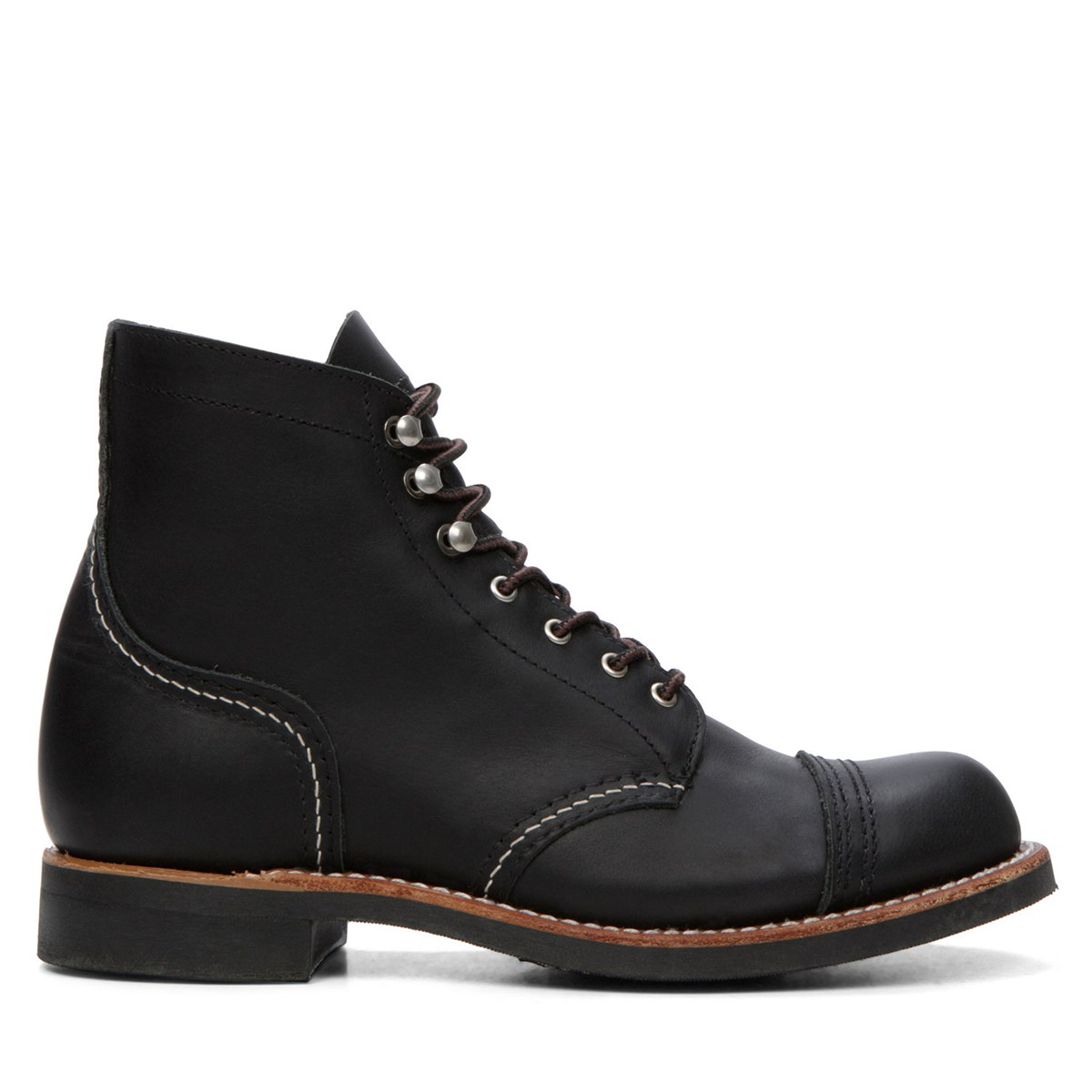 Women's Iron Ranger Black Boot