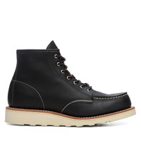 Women's 6 Inch MOC Black Boot
