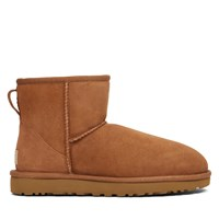 Women's Classic Mini II Boots in Chestnut