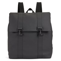 MSN Black Backpack