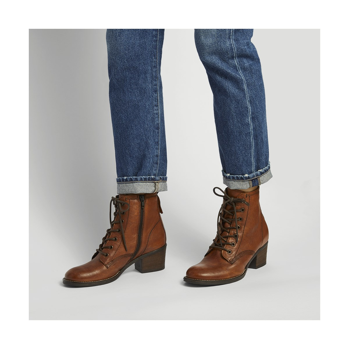 Women's Nina Brown Boot