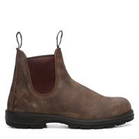 584 Winter Thermal Boots in Brown