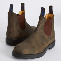 584 Winter Boots in Brown