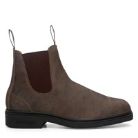 Men's Chisel Toe Taupe Boot