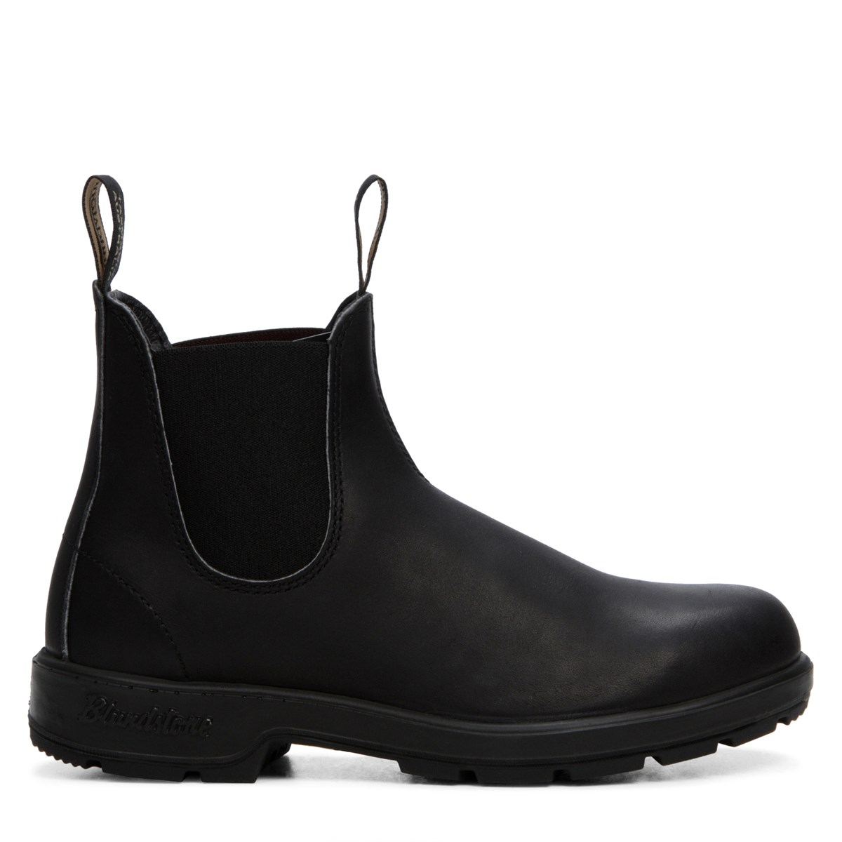 Men's Leather Lined Black Boots