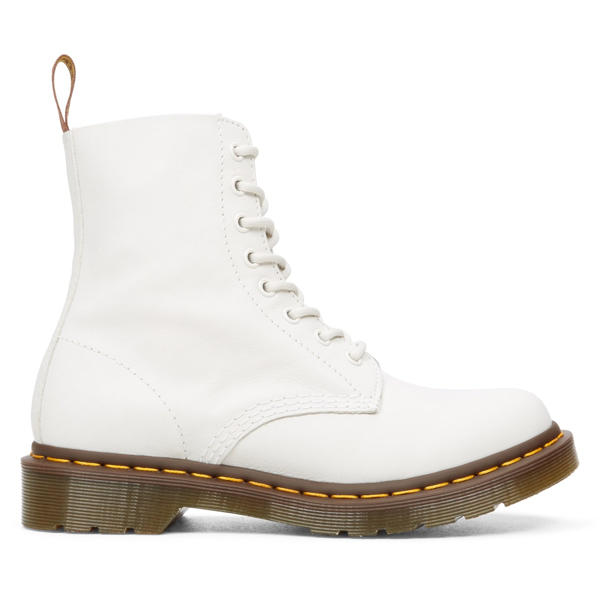 Women s Pascal 8 Eye White Boot. Previous. default view ... b815a5de27