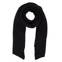 Ivy Scarf in Black