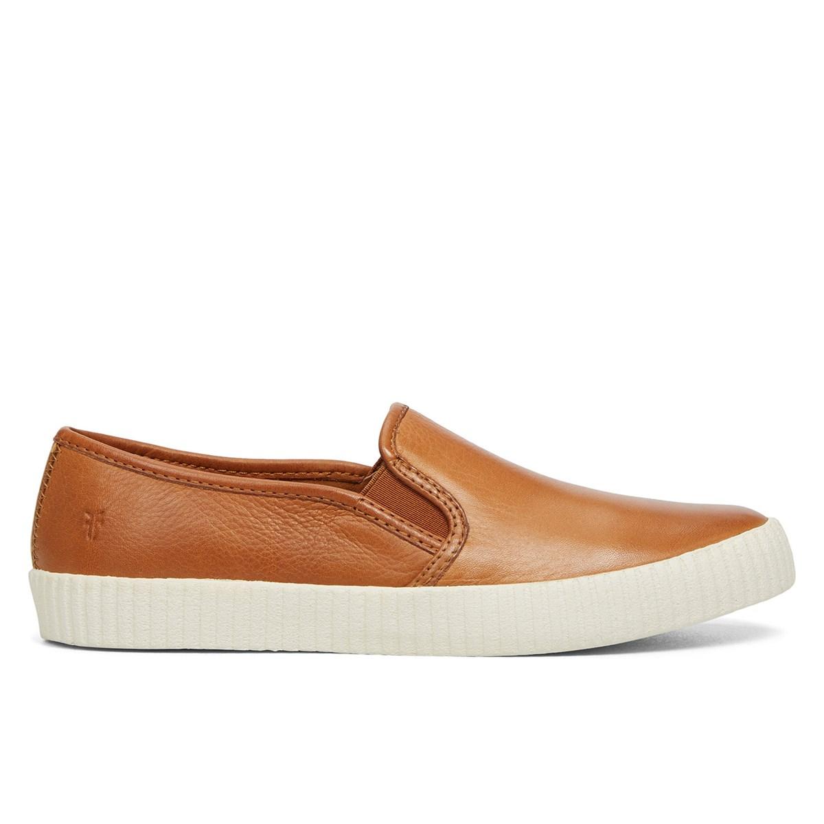 Women's Camille Slip-On Camel Sneaker